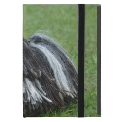 Powis iCase iPad Mini Case with Kickstand with Puli Phone Cases design