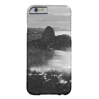 Black and White - Rio - Brasil Barely There iPhone 6 Case