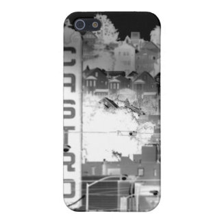 Black and White San Francisco Castro iPhone 5 Cover