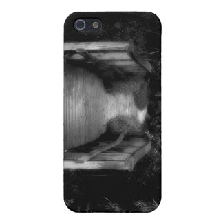 Black and White Secret Garden Photograph Cases For iPhone 5