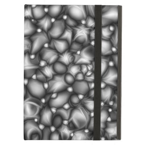 Black And White Shapes Case For iPad Air