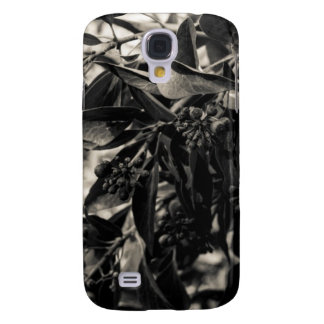 Black and White Shrub HTC Vivid Case