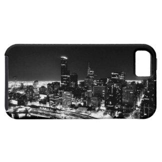 Black and White Skyline Phone case