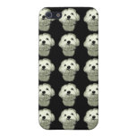 Black and White Smirk Cases For iPhone 5