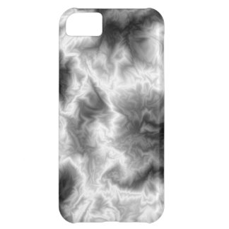 Black And White Smoke Cover For iPhone 5C