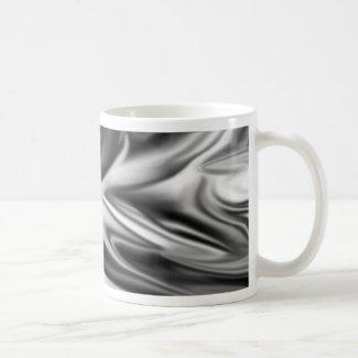 Black and White Splash Mug