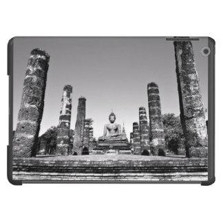 Black and white statue idol iPad air covers