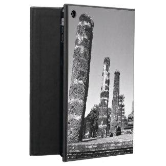 Black and white statue idol iPad air cover