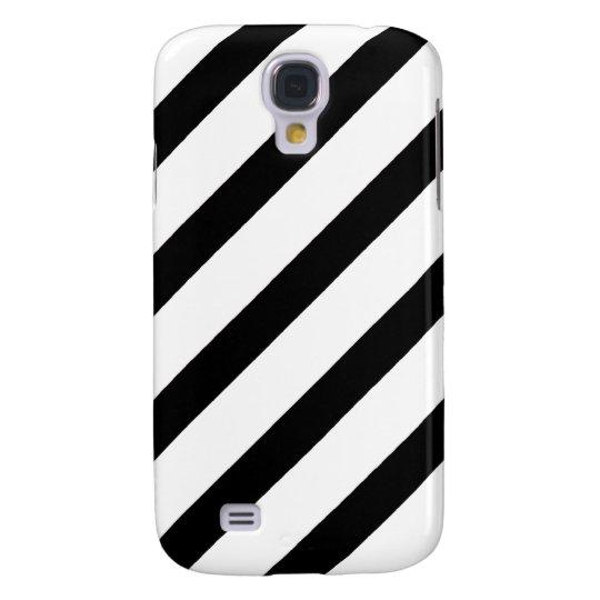 Black and White Stripe Case