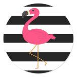 pink flamingo, flamingo, beach, ocean, summer,