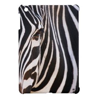 Black and White Striped Zebra Cover For The iPad Mini