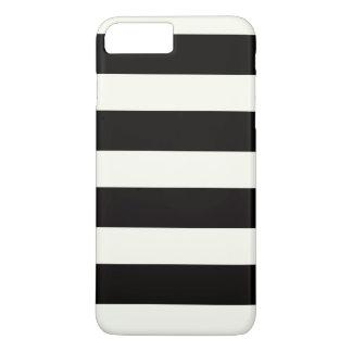 Black and white stripes iPhone 8 plus/7 plus case