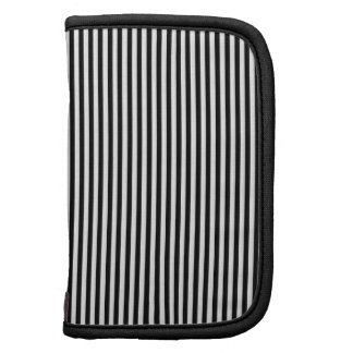Black and White Stripes Organizers