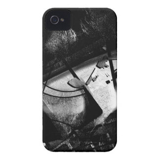 Black and White Style iPhone 4 Cover