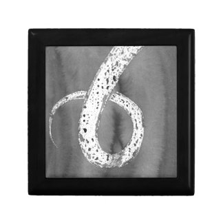 Black and White Tentacle Gift Box