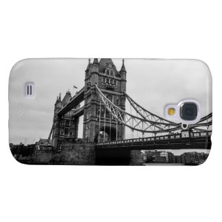 Black and White Tower Bridge, London UK Samsung Galaxy S4 Case