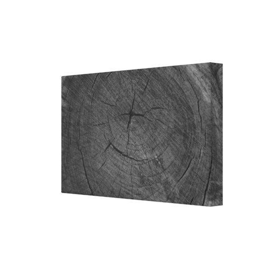 Black and white tree canvas print unique artwork