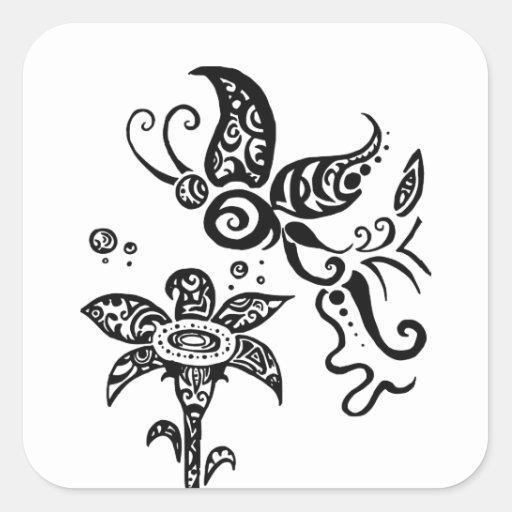 Black and White Tattoos