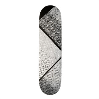 Black and White Tribal Pattern Customizable Deck 0