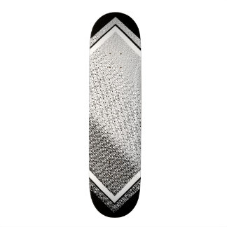 Black and White Tribal Pattern Customizable Deck 1