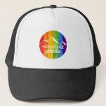 """Black and White Trucker Hat<br><div class=""""desc"""">Black and White Trucker Hat</div>"""