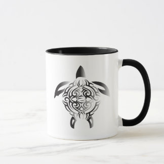 black-and-white-turtle mug
