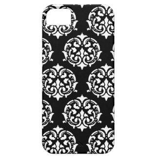 Black and White Victorian iPhone 5 Case