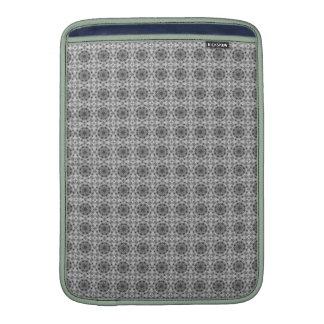 Black and White Vintage Pattern Sleeves For MacBook Air
