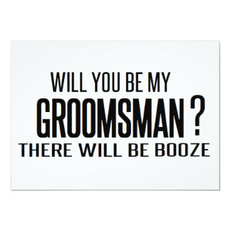 Old Fashioned image throughout will you be my groomsman printable