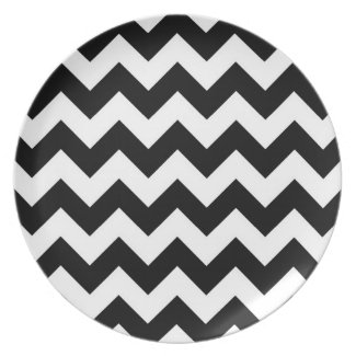 Black and White Zigzag