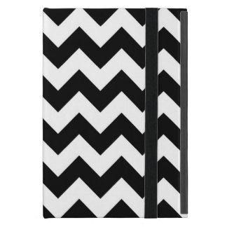 Black and White Zigzag iPad Mini Covers