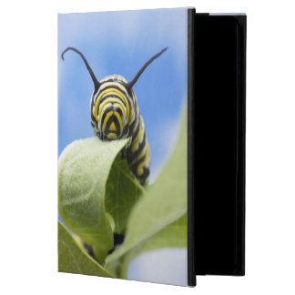 Black and yellow caterpillar cover for iPad air