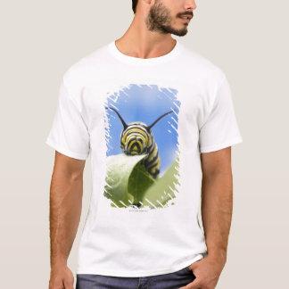 Black and yellow caterpillar T-Shirt