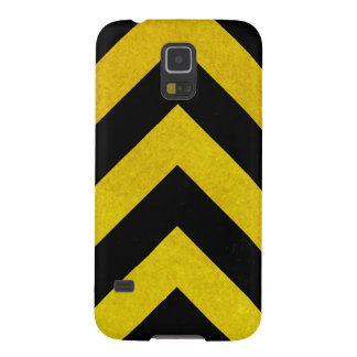 black and yellow construction hazard samsung galaxy nexus covers