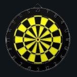 "black and yellow dart board<br><div class=""desc"">identica . asyrum . maydaze</div>"
