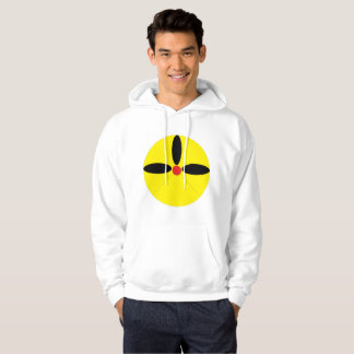 Black and Yellow F2L Hoodie