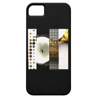 Black and Yellow iPhone 5 Covers