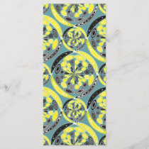 Black and yellow pattern
