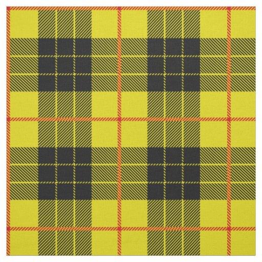 0caf15caa9e53 Black and yellow plaid fabric