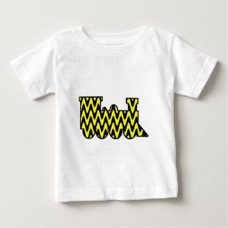 Black and Yellow Train Shirt