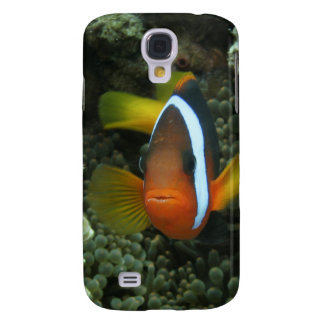 Black Anemonefish (Amphiprion melanopus) in Galaxy S4 Case