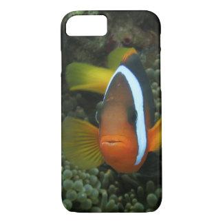 Black Anemonefish (Amphiprion melanopus) in iPhone 8/7 Case