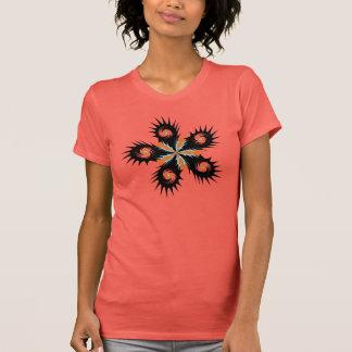 Black Anenome Cyclone Shirt