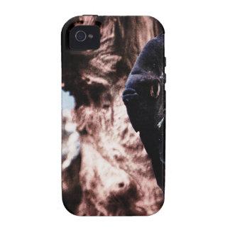 Black Angelfish iPhone 4/4S Covers