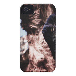 Black Angelfish iPhone 4 Case-Mate Case