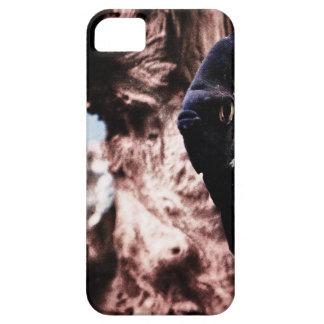Black Angelfish iPhone 5 Case