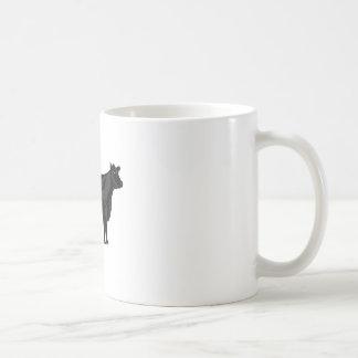 Black Angus Coffee Mug