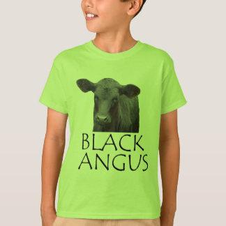 Black Angus Cow T-Shirt