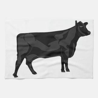 Black Angus Kitchen Towel