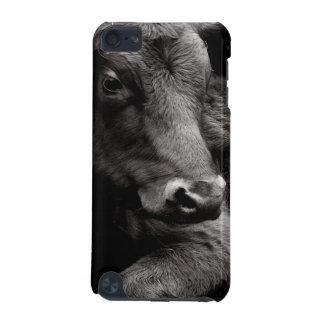 Black Angus Portrait iPod Touch 5G Cases